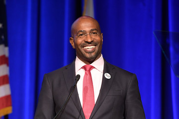 Van Jones ACLU SoCal Hosts Annual Bill of Rights Dinner - Inside