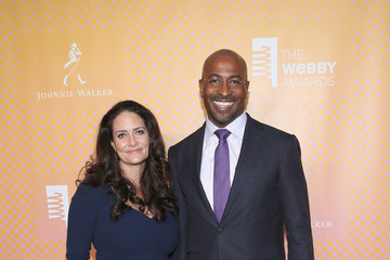 Van Jones The 21st Annual Webby Awards - Arrivals