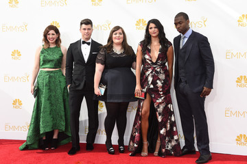 Vanessa Bayer Arrivals at the 66th Annual Primetime Emmy Awards — Part 2