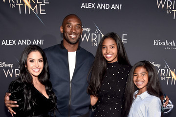 Vanessa Bryant World Premier Of Disney's 'A Wrinkle In Time'