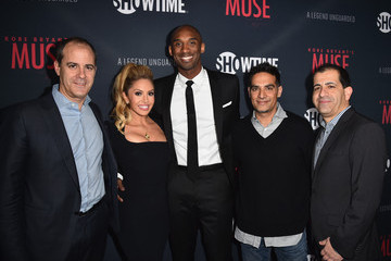 Vanessa Bryant 'Kobe Bryant's Muse' Premieres in West Hollywood