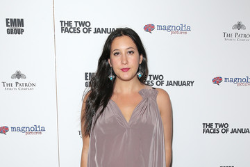 Vanessa Carlton 'The Two Faces of January' Premiere