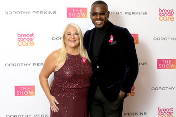 Vanessa Feltz Breast Cancer Care London Fashion Show In Association With Dorothy Perkins
