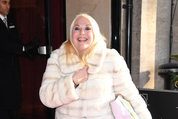 Vanessa Feltz TRIC Awards Christmas Lunch - Red Carpet Arrivals