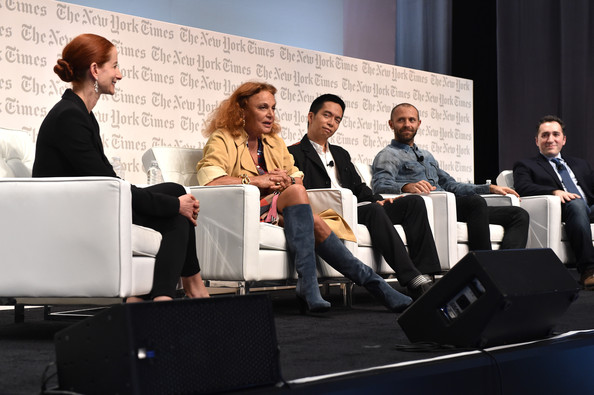 The New York Times International Luxury Conference: Day 2