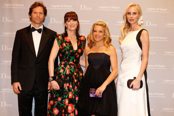 Vanessa Getty Fine Arts Museums Of San Francisco 2015 Mid-Winter Gala Presented By Dior