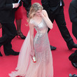 "Vanessa Hessler ""The Homesman"" Premiere - The 67th Annual Cannes Film Festival"