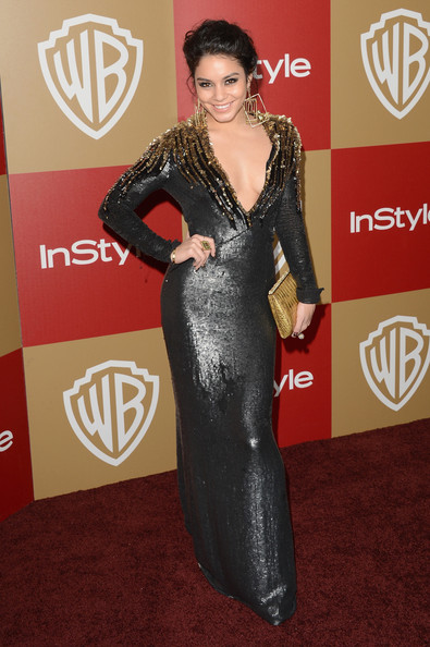 Vanessa Hudgens - 14th Annual Warner Bros. And InStyle Golden Globe Awards After Party - Arrivals