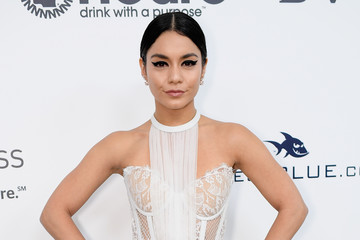 Vanessa Hudgens 25th Annual Elton John AIDS Foundation's Oscar Viewing Party - Red Carpet