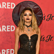 Vanessa Morgan Stars Attend Just Jared's 7th Annual Halloween Party