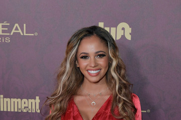 Vanessa Morgan Entertainment Weekly And L'Oreal Paris Hosts The 2018 Pre-Emmy Party - Arrivals
