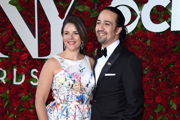 Vanessa Nadal 2016 Tony Awards - Arrivals