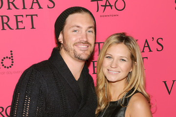 Vanessa Ray Landon Beard 2013 Victoria's Secret Fashion After Party - Pink  Carpet Arrivals