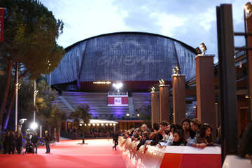 Vanessa Redgrave Vanessa Redgrave Red Carpet - 12th Rome Film Fest