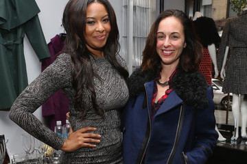Vanessa Simmons 'Project Runway: Threads' Premiere