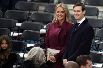 Vanessa Trump Donald Trump Is Sworn In As 45th President Of The United States