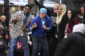 Vanilla Ice I Love the '90s Concert Tour Performs on NBC's 'Today'
