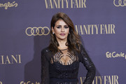 Actress Monica Cruz attends the Vanity Fair awards 2019 at the Royal Theater on November 25, 2019 in Madrid, Spain.