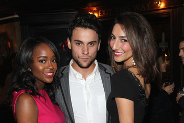 Aja Naomi King Jack Falahee Vanity Fair Campaign Hollywood - FIAT Young Hollywood Celebration