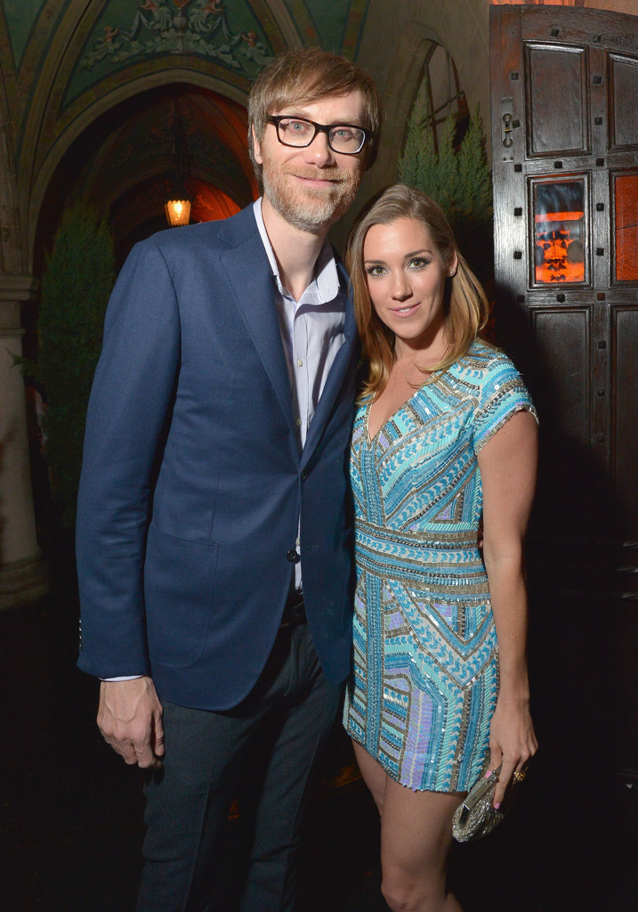 Stephen Merchant and Carly Craig Photos Photos - Zimbio