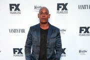 Bokeem Woodbine attends Vanity Fair and FX's annual Primetime Emmy Nominations Party on September 21, 2019 in Century City, California.