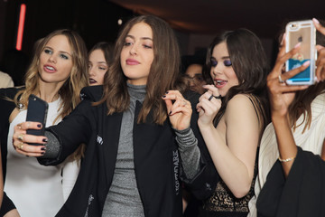 Haya Abu Khadra Vanity Fair, L'Oreal Paris, & Hailee Steinfeld Host DJ Night