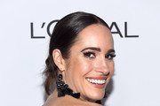 TV personality Louise Roe attends Vanity Fair and L'Oreal Paris Toast to Young Hollywood hosted by Dakota Johnson and Krista Smith at Delilah on February 21, 2017 in West Hollywood, California.