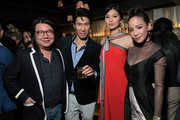 Fiona Xie and Kevin Kwan Photos Photo