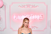 Chiara Ferragni attends Vanity Fair and Lancôme Toast Women in Hollywood on February 06, 2020 in Los Angeles, California.