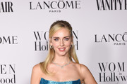 Chiara Ferragni attends the Vanity Fair and Lancôme Women in Hollywood celebration at Soho House on February 06, 2020 in West Hollywood, California.