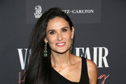 Demi Moore attends the Vanity Fair and Annenberg Space for Photography's Celebration of The Opening of Vanity Fair: Hollywood Calling, sponsored by The Ritz-Carlton on February 04, 2020 in Century City, California.