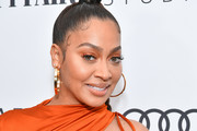 La La Anthony attends The Vanity Fair x Amazon Studios 2020 Awards Season Celebration at San Vicente Bungalows on January 04, 2020 in West Hollywood, California.