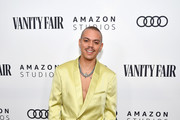 Evan Ross attends The Vanity Fair x Amazon Studios 2020 Awards Season Celebration at San Vicente Bungalows on January 04, 2020 in West Hollywood, California.