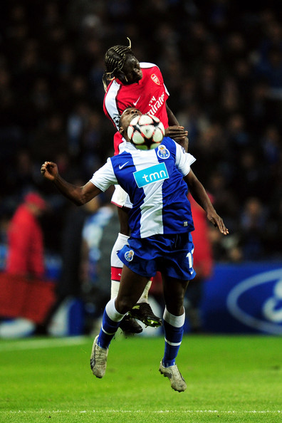 Varela - FC Porto v Arsenal - UEFA Champions League