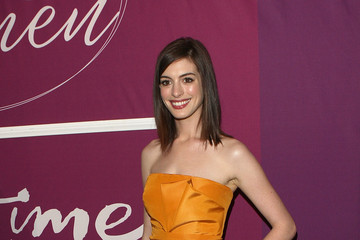Anne Hathaway Variety's 1st Annual Power of Women Luncheon - Arrivals