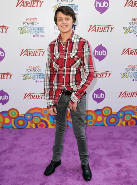 Nolan Sotillo in Variety's 4th Annual Power Of Youth Event ...