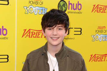 Greyson Chance Variety's 5th Annual Power Of Youth Event Presented By The Hub - Arrivals