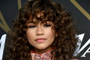 Zendaya Coleman - The Best Celebrity Bangs You'll Want to Copy