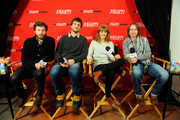 (L-R) Actor Danny Masterson, writer/director Marshall Lewy, and actors Alexia Rasmussen and Robert Carlyle attend Day 4 of The Variety Studio during the 2012 Sundance Film Festival  held at Variety Studio At Sundance on January 24, 2012 in Park City, Utah.