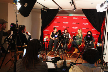 Marcia DeBonis The Variety Studio At The 2012 Sundance Film Festival - Day 1 - 2012 Park City