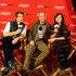 Eric Mabius Photos - (L-R) Eric Mabius, Michael Walker and  Parker Posey attend Day 4 of The Variety Studio during the 2012 Sundance Film Festival  held at Variety Studio At Sundance on January 24, 2012 in Park City, Utah. - The Variety Studio at the 2012 Sundance Film Festival - Day 4