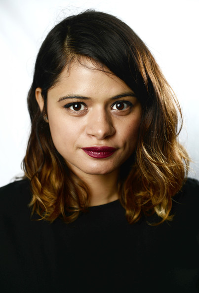 melonie diaz in variety studio portraits at the cannes
