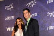 Actors Dascha Polanco and Pablo Schreiber attend Variety and Women in Film Emmy Nominee Celebration powered by Samsung Galaxy on August 23, 2014 in West Hollywood, California.