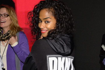 Vashtie Kola DKNY Women's - Front Row - Mercedes-Benz Fashion Week Fall 2014