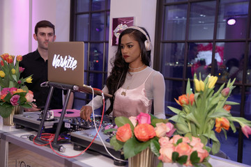 Vashtie Kola L'Oreal Paris Paints + Colorista Launch Event
