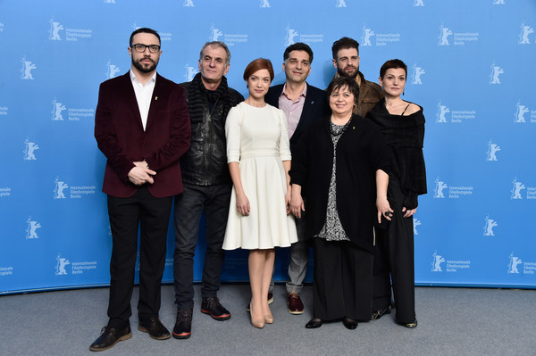 'Death in Sarajevo' Photo Call - 66th Berlinale International Film Festival