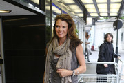 Annabel Croft attends the gala screening of 'Venus and Serena' at The Curzon Mayfair on June 19, 2013 in London, England.