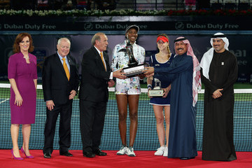 Venus Williams WTA Dubai Duty Free Tennis  Championship - Day Six