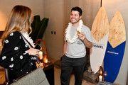 Guests attend an immersive experience hosted by American Express Travel and Venus Williams, at the Greenwich Hotel on November 7, 2019, in New York City.