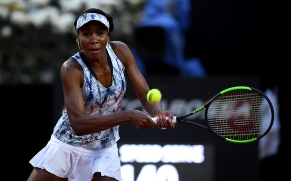 Venus Williams Leads The Charge In Toronto